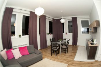 Apartament 401 salon